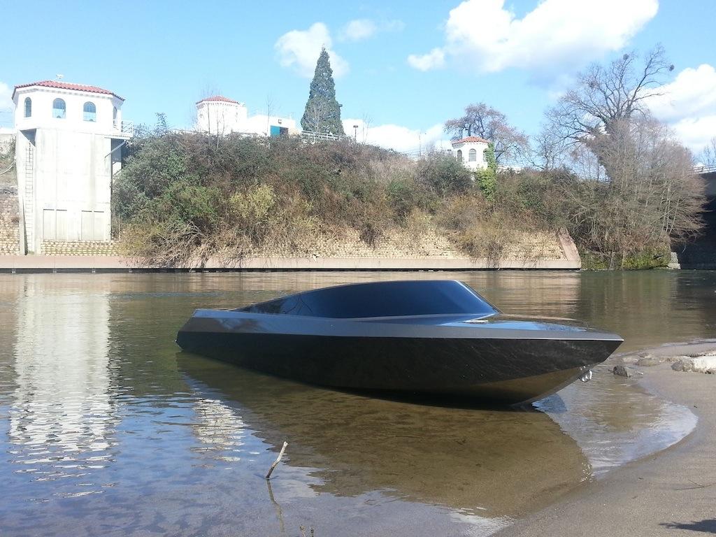 Mini Aluminum Jet Boat | Free Boat Plans TOP